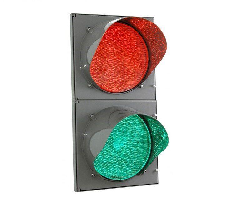Светофор щиток фото